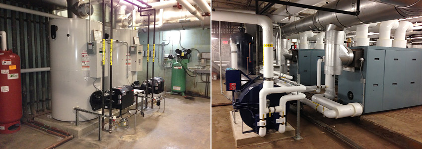Sunnyfield Corp. - New Jersey (NJ) Commercial HVAC Plumbing & Construction